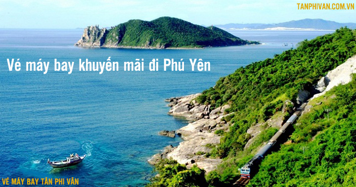 ve may bay khuyen mai di phu yen