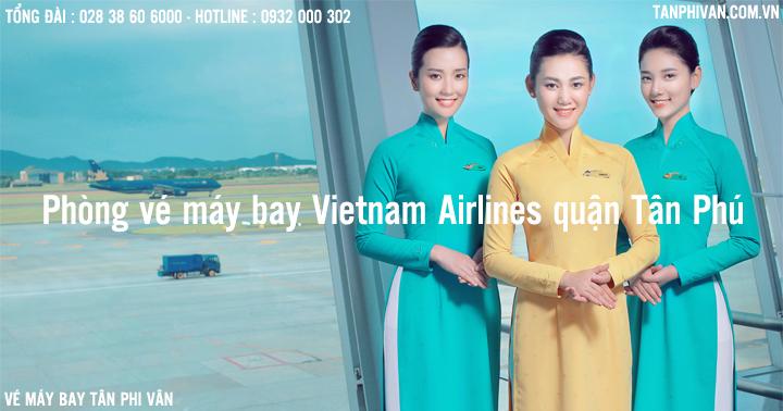dai ly vietnam airlines quan tan phu