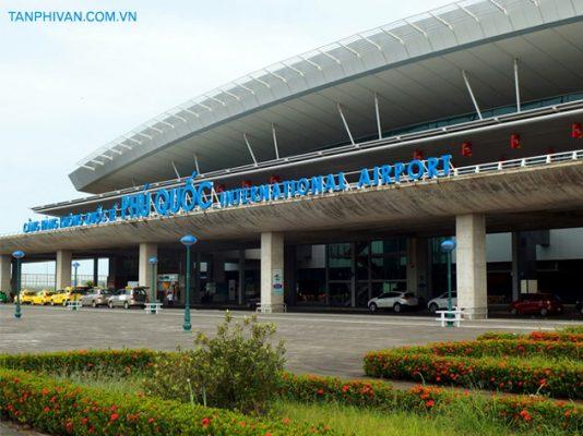 lịch bay sân bay quốc tế phú quốc